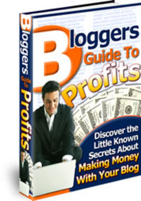 Product picture Learn how to make money with blogs