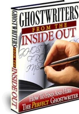 Product picture Ghostwriting, learn more about making money online