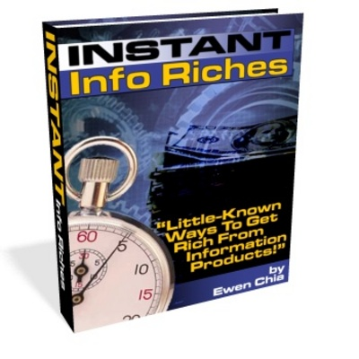 Product picture Get rich quick and easy with this e-book