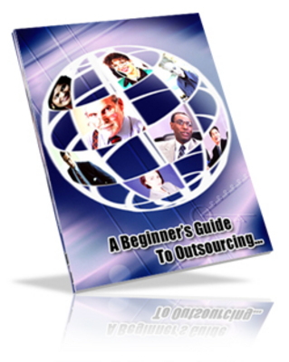 Product picture Beginners guide to outsourcing