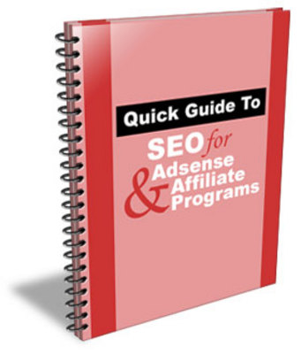 Product picture Quick guide to adsense