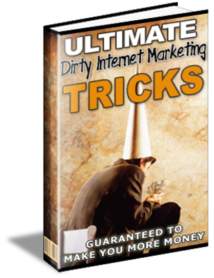 Product picture Ultimate dirty tricks